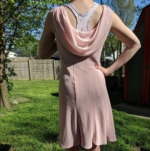 Pink Formal/Cocktail Dress